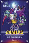 978-3-7432-0582-6 Galactic Gamers - Der Quantenkristall